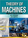 theory of machines by r.s. khurmi and gupta