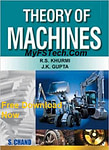 theory of machines by r.s. khurmi and gupta