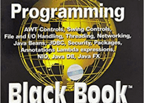 Java 8 Programming Black Book Free Download [PDF]