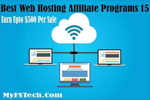 15 Best Web Hosting Affiliate Programs